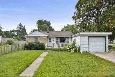 Madison Single Family Home For Sale: 3625 Dawes St