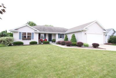 Janesville Single Family Home For Sale: 1148 Terapin Tr