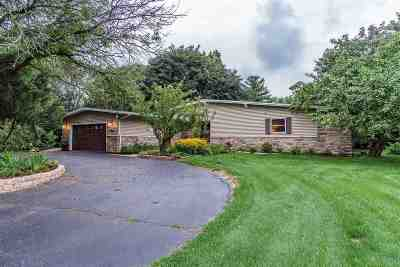 Baraboo WI Single Family Home For Sale: $292,000