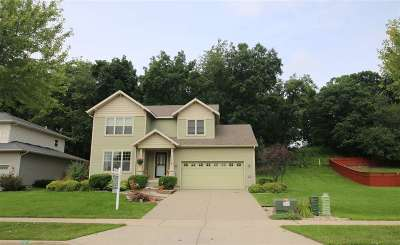 Madison Single Family Home For Sale: 4654 Star Spangled Tr