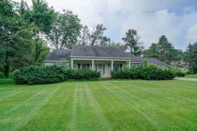 Dane County Single Family Home For Sale: 5499 Maves Rd