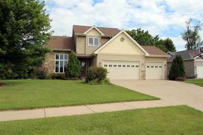 Waterloo Single Family Home For Sale: 515 McKay Way