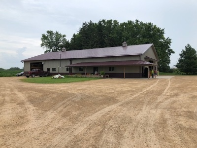 Columbus Single Family Home For Sale: W2604 County Road K