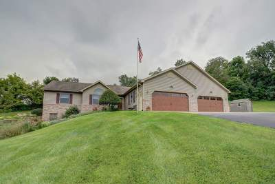 Dane County Single Family Home For Sale: 4938 County Road F