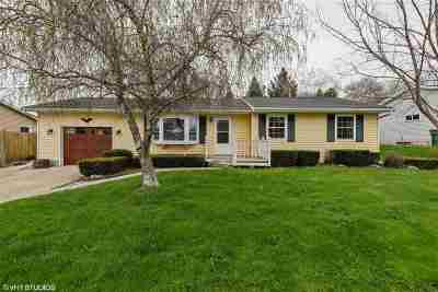 Dodge County Single Family Home For Sale: 505 Roedl Ct