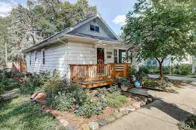 Madison Single Family Home For Sale: 409 N 7th St