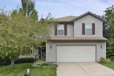 Dane County Single Family Home For Sale: 6402 Urich Terr