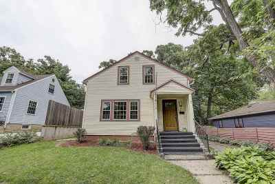 Madison Single Family Home For Sale: 717 Glenway St