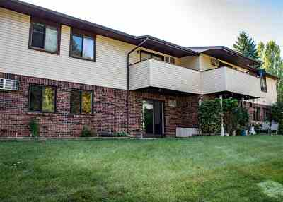 Madison Condo/Townhouse For Sale: 829 N Gammon Rd #D