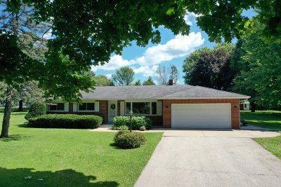 Stoughton Single Family Home For Sale: 632 County Road N