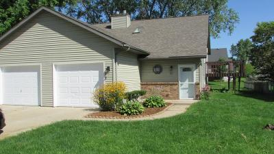 Sun Prairie WI Single Family Home For Sale: $189,900