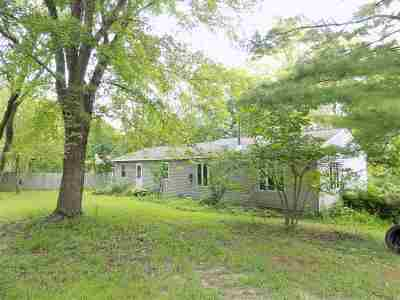 Janesville WI Single Family Home For Sale: $129,500