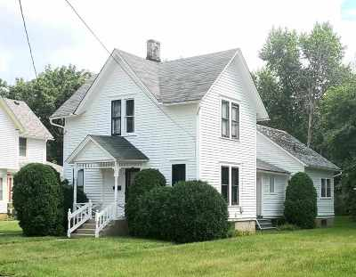 Beloit Single Family Home For Sale: 717 9th St