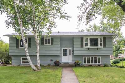 Cross Plains WI Single Family Home For Sale: $249,900