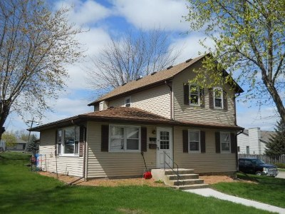 Waunakee Multi Family Home For Sale: 106 Water St