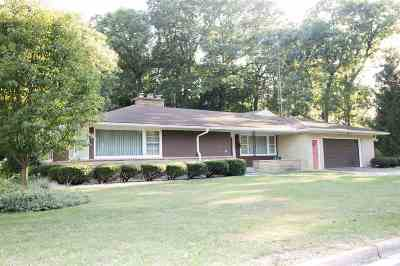 Jefferson County Single Family Home For Sale: 608 W Prospect St