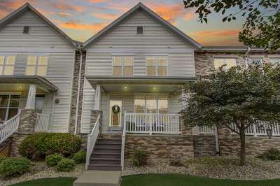 Madison Condo/Townhouse For Sale: 8241 Starr Grass Dr