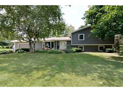 Verona Single Family Home For Sale: 3483 Hickory Hill Rd