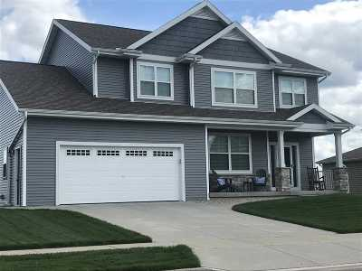 Sun Prairie WI Single Family Home For Sale: $395,000
