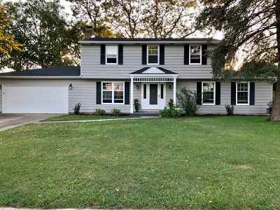 Janesville Single Family Home For Sale: 427 Stafford Rd.