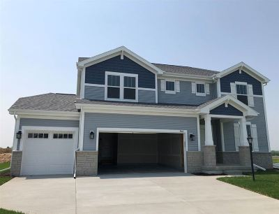 Dane County Single Family Home For Sale: 934 Lavender Way