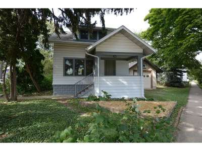 Madison Single Family Home For Sale: 205 Ohio Ave