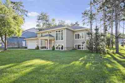 Cambridge Single Family Home For Sale: N4029 Majestic Cir