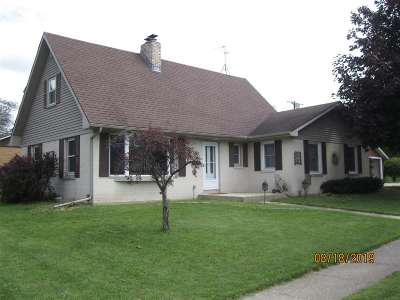 Jefferson County Single Family Home For Sale: 824 Monroe St