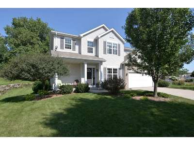 Madison WI Single Family Home For Sale: $312,900