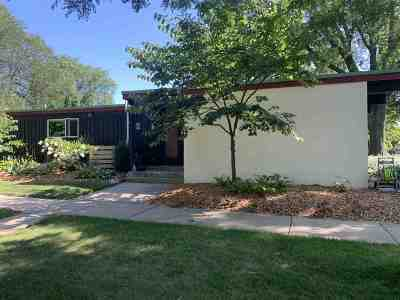 Madison Single Family Home For Sale: 4509 Ames St