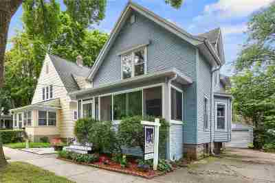 Madison Single Family Home For Sale: 318 Evergreen Ave