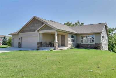 Mount Horeb Single Family Home For Sale: 921 S Blue Mounds St