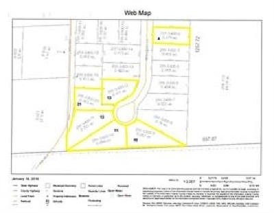 Wisconsin Dells Residential Lots & Land For Sale: 0.50 Ac Windgate Dr