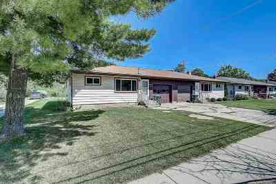 Dane County Multi Family Home For Sale: 3521-3523 Marcy Rd