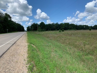 Wisconsin Dells Residential Lots & Land For Sale: 26.4 Ac Hwy 13