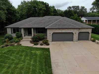 Sun Prairie WI Single Family Home For Sale: $535,000