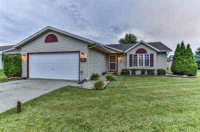 Janesville Single Family Home For Sale: 1520 Alpine Dr