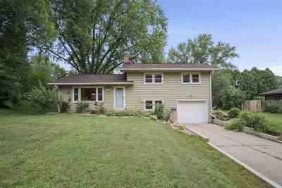 Madison Single Family Home For Sale: 5710 Tolman Terr
