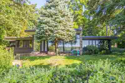 Madison Single Family Home For Sale: 1054 Woodrow St