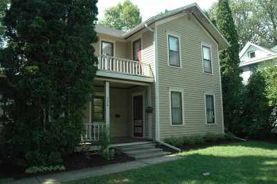 Stoughton Single Family Home For Sale: 134 N Page St