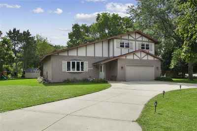 McFarland Single Family Home For Sale: 5105 Summer Trail Rd