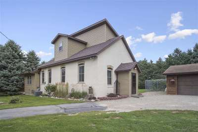 Marshall Single Family Home For Sale: 1313 Hwy 19
