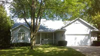 Madison Single Family Home For Sale: 2109 Sheridan Dr