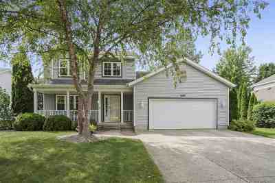 Sun Prairie WI Single Family Home For Sale: $279,900