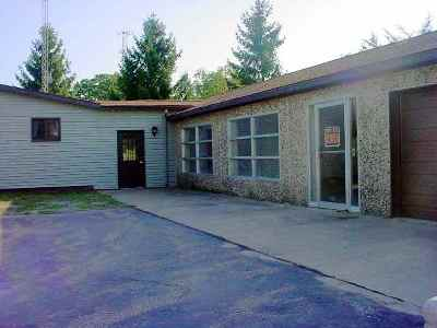 Baraboo WI Single Family Home For Sale: $199,000