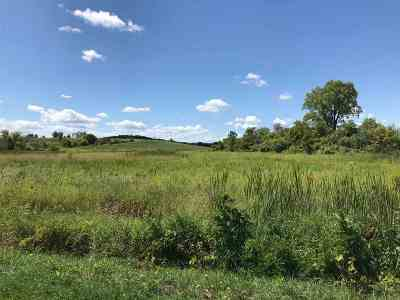 Verona Residential Lots & Land For Sale: 27.47 Ac Gust Rd