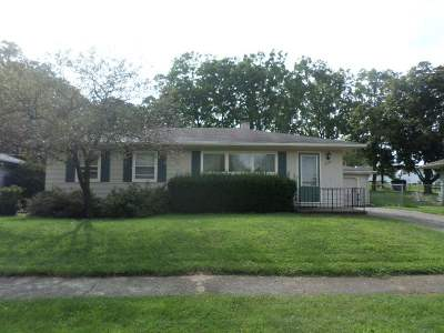 Janesville Single Family Home For Sale: 1209 N Grant Ave