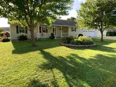 Black Earth Single Family Home For Sale: 1800 Blue Mounds St