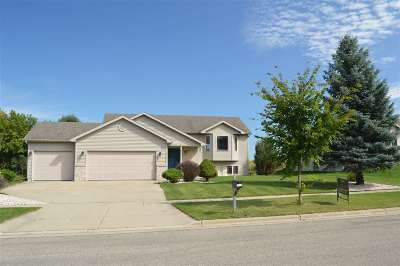 Sun Prairie Single Family Home For Sale: 1419 Broadway Dr
