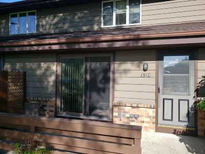 Janesville Condo/Townhouse For Sale: 1510 Dayton Dr #3